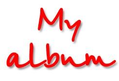"""Студия """"Мой альбом"""""""