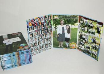 выпускной альбом Трюмо для 4 класса