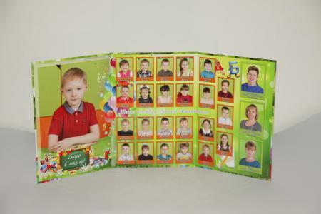 Выпускные альбомы для детского сада Минск