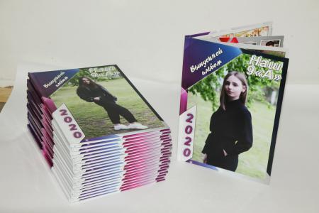 Выпускные альбомы для школьников Минск